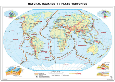 preview one of XXL Natural Hazards 1: Plate Tectonics
